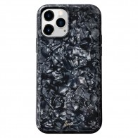 LAUT Pearl Case iPhone 12 Mini Zwart - 1