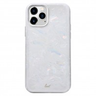 LAUT Pearl Case iPhone 12 Pro Max Wit - 1