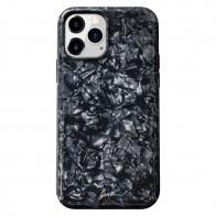 LAUT Pearl Case iPhone 12 Pro Max Zwart - 1