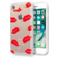 LAUT - Pop-Ink iPhone 7 Hotlips 01
