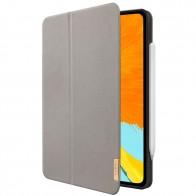 LAUT Prestige Folio iPad Pro 11 inch Taupe - 1