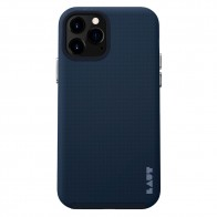 LAUT Shield Case iPhone 12 Mini Indigo Blauw - 1