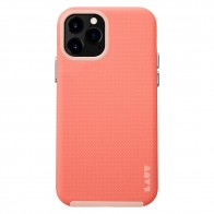 LAUT Shield Case iPhone 12 Mini Koraal Roze - 1