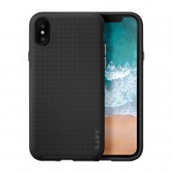 LAUT Shield iPhone X Black- 1