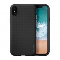 LAUT Shield iPhone X Black- 1