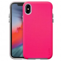 LAUT Shield iPhone XS Max Case Roze 01