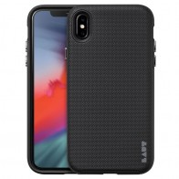 LAUT Shield iPhone XS Max Case Zwart 01