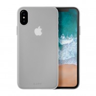 LAUT SlimSkin iPhone X Clear - 1