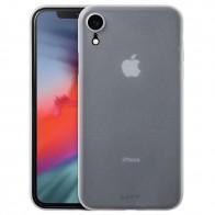 LAUT SlimSkin iPhone XR Frost doorzichtig 01
