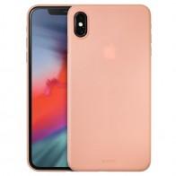 LAUT SlimSkin Flinterdun iPhone XS Max Hoesje Roze 01