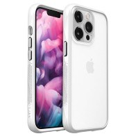 LAUT Crystal Matter 2.0 Case iPhone 13 Pro Max Wit Clear 01