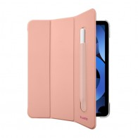LAUT HUEX iPad Air 10.9 (2020) Hoes Roze 01