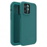 LifeProof Fre Waterdichte Hoes iPhone 12 / 12 Pro Blauw - 1