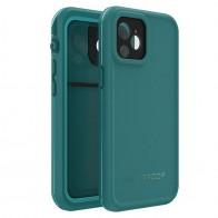 LifeProof Fre Waterdichte Hoes iPhone 12 Mini Blauw - 1