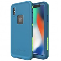 Lifeproof Waterproof Fre Case iPhone X Banzai Blue 01