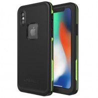 Lifeproof Waterproof Fre Case iPhone X Zwart 01