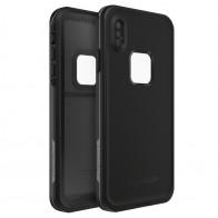 Lifeproof Fre Case iPhone XS Max Zwart (Asphalt Black) 01
