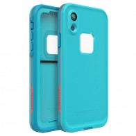 LifeProof Waterdichte Fre Case iPhone XR Boosted Blauw 01