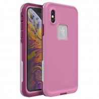 Lifeproof Waterproof Fre Case iPhone X/Xs Roze 01
