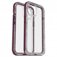 LifeProof Next iPhone 13 Hoesje Paars Transparant 01
