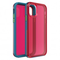 Lifeproof Slam iPhone 11 Pro Max Blauw/Roze - 1