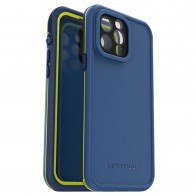 LifeProof Fre Waterdichte Hoes iPhone 13 Pro Max Blauw 01