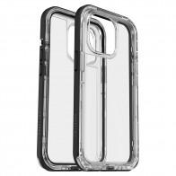 LifeProof Next iPhone 13 Pro Hoesje Zwart Transparant 01