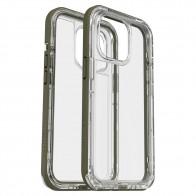 LifeProof Next iPhone 13 Pro Hoesje Groen Transparant 01