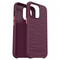 LifeProof Wake iPhone 13 Pro Hoesje Paars 01