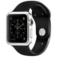 Spigen Liquid Crystal Case Apple Watch 42mm Clear - 1