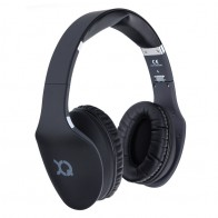 Xqisit LZ380 Bluetooth Headset Black Matte - 1