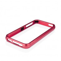 Macally Aluminium Frame iPhone 5 (Red) 01