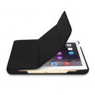 Macally Bookstand iPad mini 4 Black  - 2