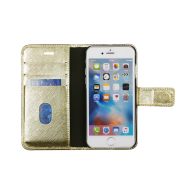 Dbramante1928 Milano Wallet iPhone 8/7/6S/6 Goud - 6