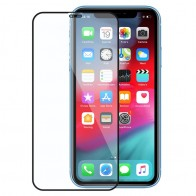 Mobiq Edge-to-edge Protector iPhone XR - 1