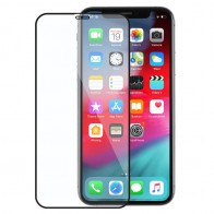 Mobiq Edge-to-edge Protector iPhone X/XS - 1