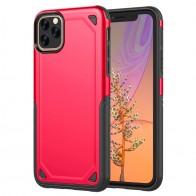 Mobiq Extra Beschermend Hoesje iPhone 12 /12 Pro Rood - 1