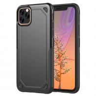 Mobiq Extra Beschermend Hoesje iPhone 12 /12 Pro Zwart - 1
