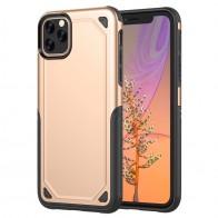 Mobiq Extra Beschermend Hoesje iPhone 12 Mini Goud - 1