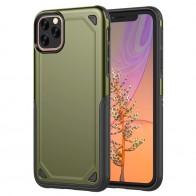 Mobiq Extra Beschermend Hoesje iPhone 12 Mini Groen - 1