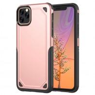 Mobiq Extra Beschermend Hoesje iPhone 12 Mini Roze - 1