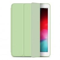 Mobiq Flexibele Tri-folio hoes iPad Air 10.5 Groen 01