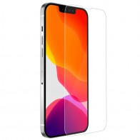 Mobiq Glazen Screenprotector iPhone 13 Mini - 1