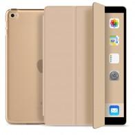 Mobiq Hard Case Folio Hoes iPad 9.7 inch (2017/2018) Goud - 1