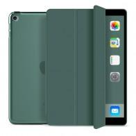 Mobiq Trifold Folio Hard Case iPad 10.2 (2020/2019) Donkergroen - 1