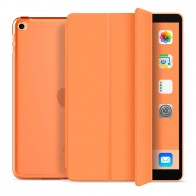 Mobiq Trifold Folio Hard Case iPad 10.2 (2020/2019) Oranje - 1