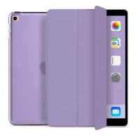 Mobiq Trifold Folio Hard Case iPad 10.2 (2020/2019) Paars - 1