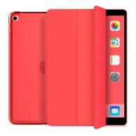 Mobiq Trifold Folio Hard Case iPad 10.2 (2020/2019) Rood - 1