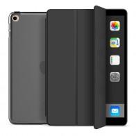 Mobiq Trifold Folio Hard Case iPad 10.2 (2020/2019) Zwart - 1