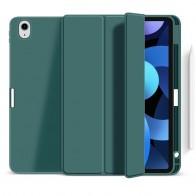 Mobiq Flexibele TriFold Hoes iPad Air 10.9 (2020) Groen - 1
